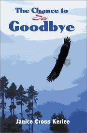 The Chance to Say Goodbye PDF