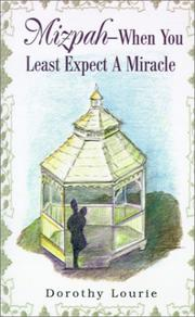 Mizpah-When You Least Expect a Miracle PDF