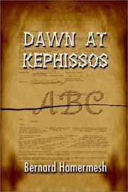 Dawn at Kephissos PDF