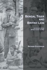 Bengal Tiger & British Lion PDF