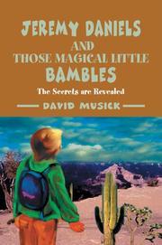Jeremy Daniels and Those Magical Little Bambles PDF