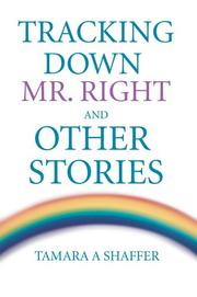 Tracking Down Mr. Right and Other Stories PDF