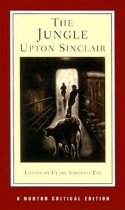 Cover of: The jungle | Upton Sinclair