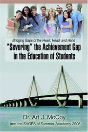Severing the Achievement Gap in the Education of Students PDF