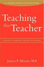Teaching the Teacher PDF