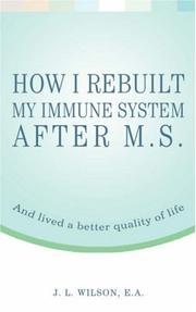 How I Rebuilt My Immune System After M.S PDF