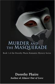 Murder and the Masquerade PDF