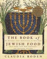 The book of Jewish food PDF