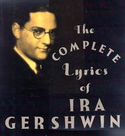 Lyrics by Ira Gershwin