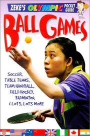 Ball games by Jason Page