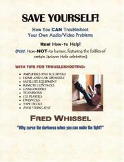 Save Yourself! How You CAN Troubleshoot Your Own Audio/Video Problems PDF