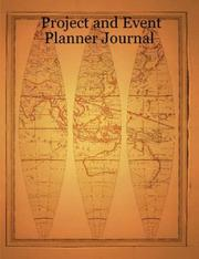 Project and Event Planner Journal PDF