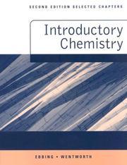 General Chemistry, Custom Publication