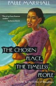 The chosen place, the timeless people PDF