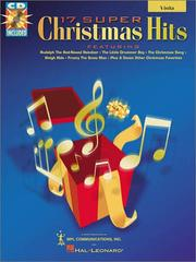 17 Super Christmas Hits by Hal Leonard Corp.