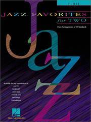 Jazz Favorites for Two PDF