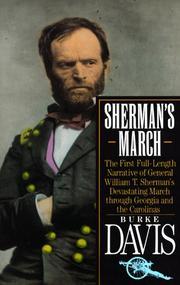 Sherman's march PDF
