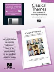 Classical Themes - Level 2 - GM Disk PDF