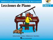 Piano Lessons Book 1 - Book/CD Pack PDF