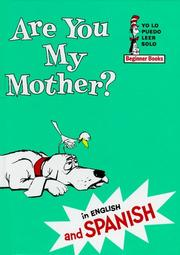 ?Eres t mi mam? by P.D. Eastman, Charles M. Schulz
