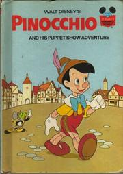 Pinocchio and his puppet show adventure by Walt Disney Productions