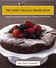 The Sweet Melissa Baking Book PDF