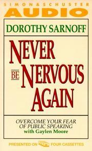 Never be Nervous Again (4PK) PDF