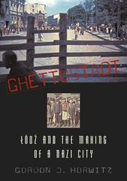 Ghettostadt by Gordon J. Horwitz