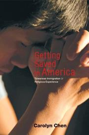 Getting Saved in America PDF