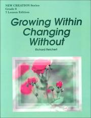 Growing Within, Changing Without PDF