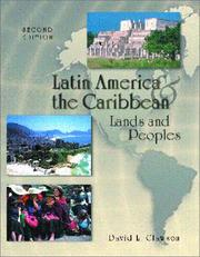 Cover of: Latin America and The Caribbean by David L. Clawson