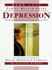 Depression (Ward Lock Family Health Guides) PDF