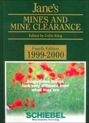 Jane's Mines and Mine Clearance 1999-2000 (Jane's Mines and Mine Clearance) PDF