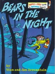 Cover of: Bears in the night by Stan Berenstain