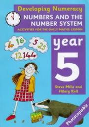 Developing numeracy : numbers and the number system : activities for the daily maths lesson