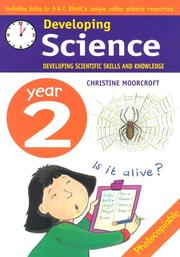 Developing Science by Christine Moorcroft
