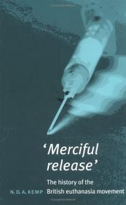 Cover of: Merciful Release by Nick Kemp