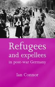 Refugees and Expellees in Post-War Germany PDF