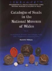 Catalogue of seals in the National Museum of Wales