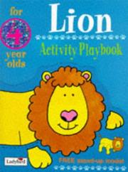 Lion Activity Playbook for 4 Year Olds (Animal Funtime) PDF