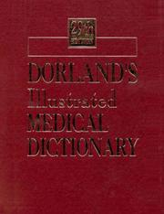 Dorland's Illustrated Medical Dictionary (Dorland's Illustrated Medical Dictionary: Deluxe) PDF