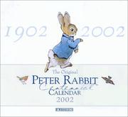 2002 Calendar Peter Rabbit PDF