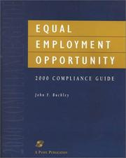 Equal Employment Opportunity 2000 Compliance Guide PDF