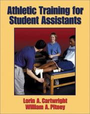Athletic Training for Student Assistants PDF