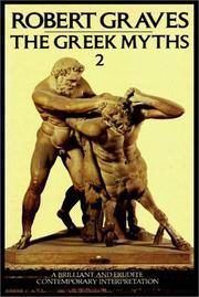 The Greek Myths      Vol. 2 PDF