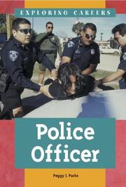 Exploring Careers - Police Officer (Exploring Careers) PDF