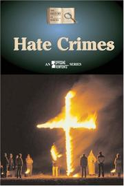 Hate Crimes (History of Issues) PDF