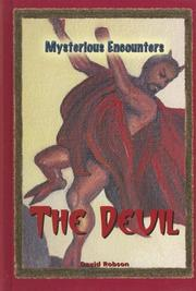 The Devil (Mysterious Encounters) PDF