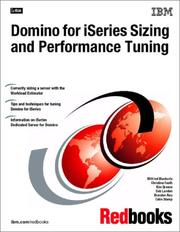 Domino for Iseries Sizing and Performance Tuning PDF