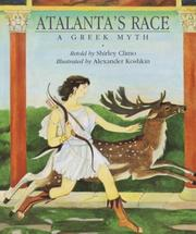 Atalanta's Race by Shirley Climo